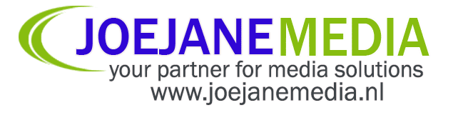 Logo JoeJane Media Partner Solutions 2010