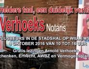 55plusbeurs in stadshal op Willemsoord